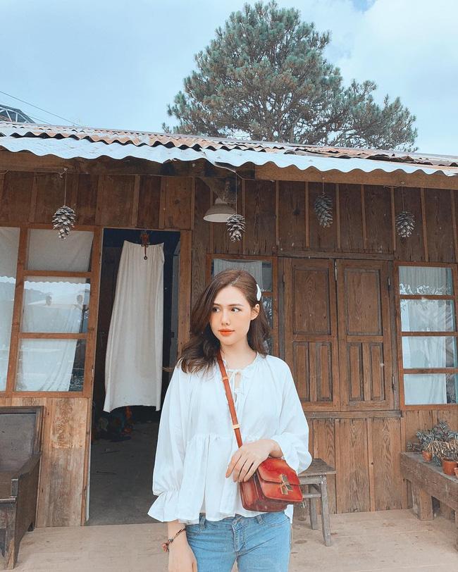 Phanh Lee có 10 cách diện áo blouse cực khéo, chị em học theo thì đi làm hay đi chơi cũng được khen mặc đẹp - Ảnh 7.