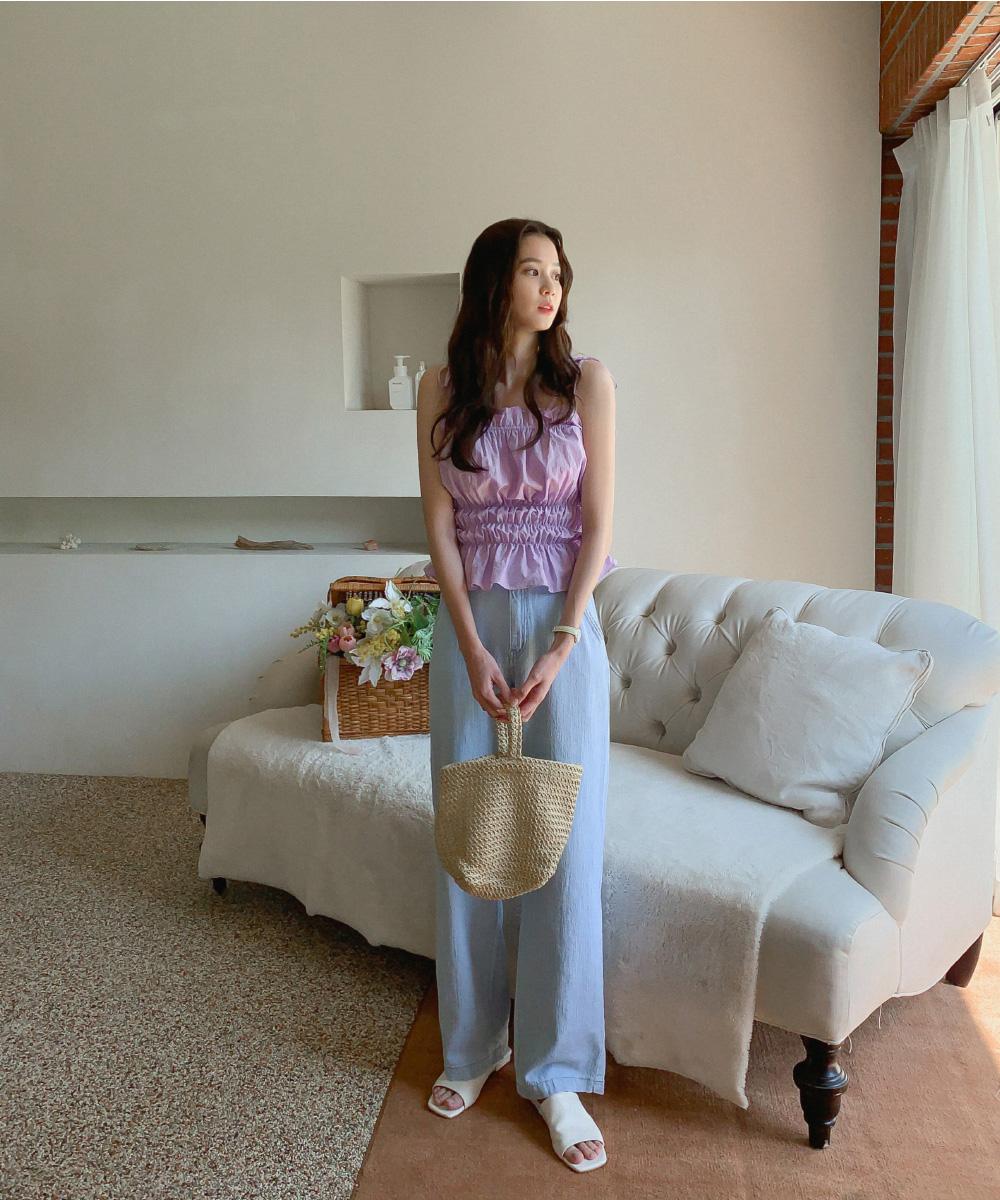 4 items kết hợp cực nuột với áo tím hot hit, chị em diện lên chỉ đẹp và sang chứ không có chuyện sến - Ảnh 4.