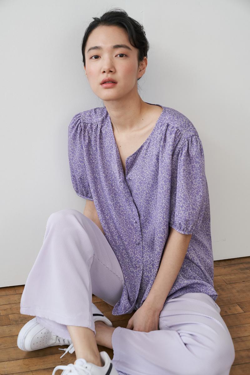 4 items kết hợp cực nuột với áo tím hot hit, chị em diện lên chỉ đẹp và sang chứ không có chuyện sến - Ảnh 7.