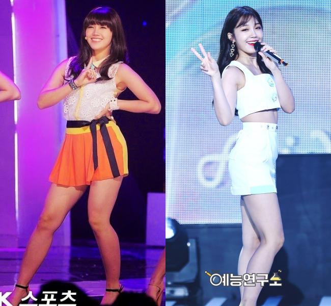 Bí quyết nào giúp Eunji (Apink) giảm được 15kg ngoạn mục, lấy lại body thon gọn chuẩn chỉnh? - ảnh 3