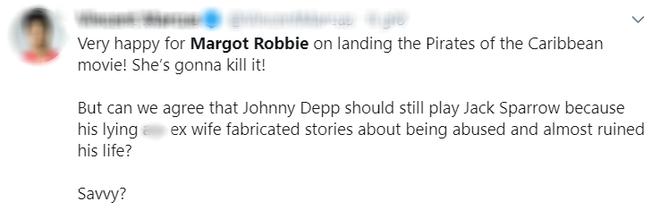 Margot Robbie chốt đơn đóng Cướp Biển Vùng Caribbean nhưng netizen lại mải tiếc nuối Johnny Depp - ảnh 5