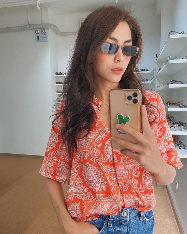 Style Hè của bạn sẽ thật nhàm chán nếu còn chưa sắm ngay 1 em áo họa tiết như sao Việt - Ảnh 5.