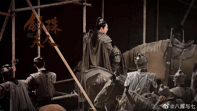 Hậu lùm xùm đạo nhái, Cửu Hộc Châu Phu Nhân tung ảnh đẹp muốn xỉu của tướng quân Trần Vỹ Đình - ảnh 3