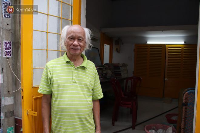 Cụ ông để lại di chúc căn nhà 12 tỷ ở Sài Gòn cho người nghèo che mưa nắng dù có vợ con đuề huề - ảnh 1