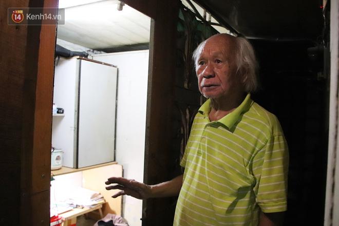 Cụ ông để lại di chúc căn nhà 12 tỷ ở Sài Gòn cho người nghèo che mưa nắng dù có vợ con đuề huề - ảnh 10