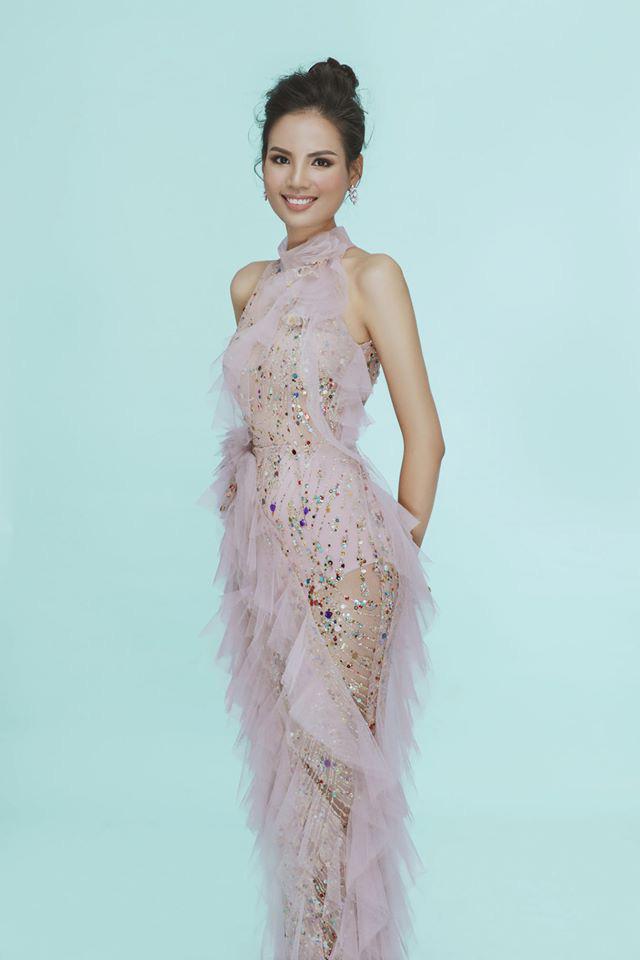 Thêm 1 cựu thí sinh Next Top, Hoa hậu Hoàn vũ lên xe hoa: Đối thủ một thời của H'Hen Niê, Hoàng Thùy, Mâu Thủy... - ảnh 24