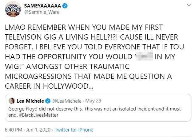 """Lea Michele bị bạn diễn """"bóc phốt"""" phân biệt chủng tộc: Thái độ khiếm nhã sau 6 năm bị bóc trần, cả dàn sao """"Glee"""" phản ứng bất ngờ - ảnh 1"""