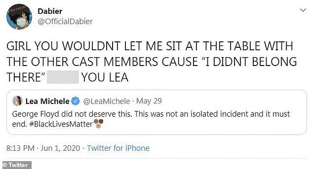 """Lea Michele bị bạn diễn """"bóc phốt"""" phân biệt chủng tộc: Thái độ khiếm nhã sau 6 năm bị bóc trần, cả dàn sao """"Glee"""" phản ứng bất ngờ - ảnh 3"""
