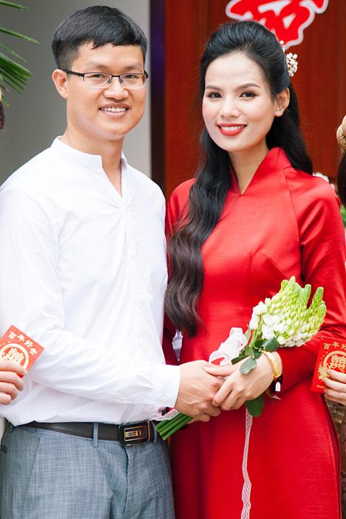 Thêm 1 cựu thí sinh Next Top, Hoa hậu Hoàn vũ lên xe hoa: Đối thủ một thời của H'Hen Niê, Hoàng Thùy, Mâu Thủy... - ảnh 17