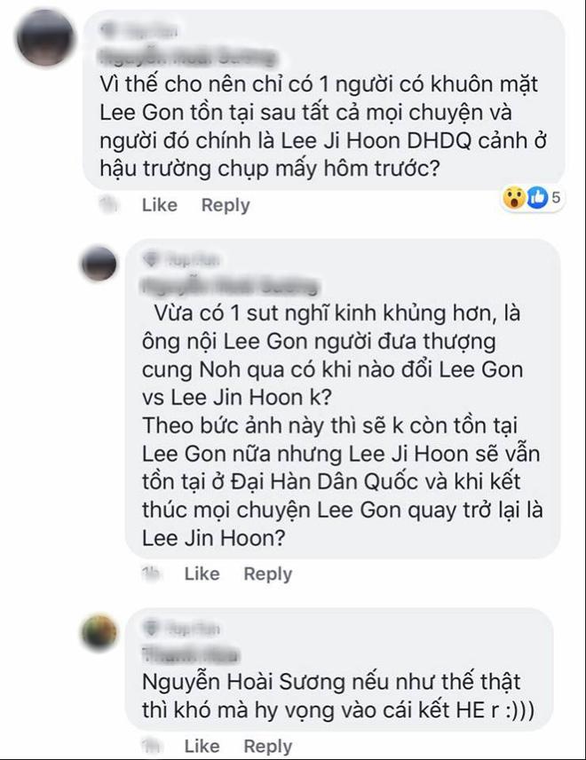 Quân Vương Bất Diệt lộ ảnh sốc đến cạn lời: Nghịch tặc Lee Lim lên làm vua, Lee Min Ho xuống kiếp làm dân đen? - ảnh 6
