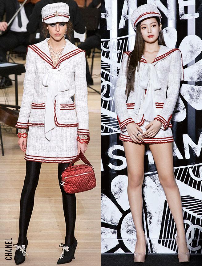 Chẳng có chân dài miên man nhưng Jennie vẫn diện đồ ăn đứt model chuyên nghiệp, công lao lớn thuộc về stylist - ảnh 6
