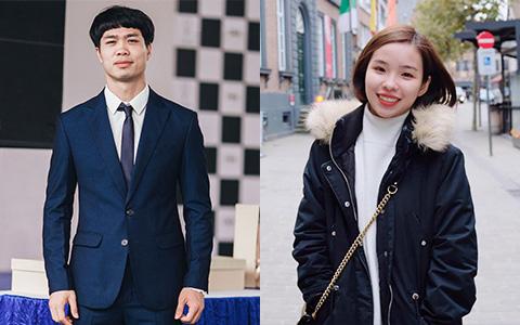 """Trước khi đính hôn, Viên Minh từng """"đóng giả"""" làm fan để âm thầm giúp Công Phượng"""