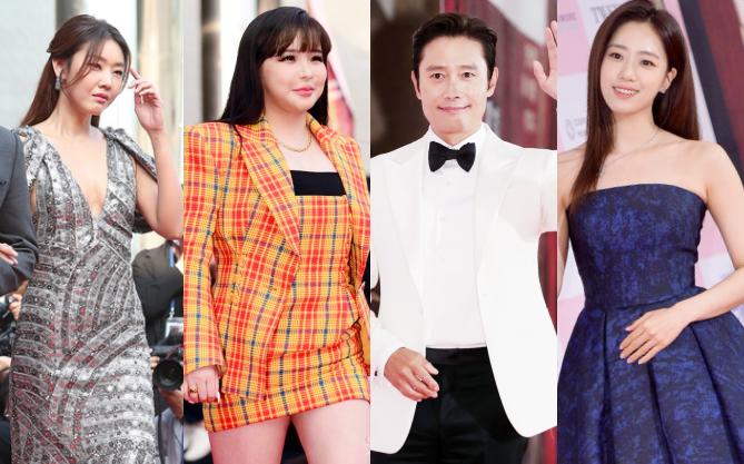 """Siêu thảm đỏ """"Oscar Hàn Quốc"""": Park Bom gây sốc với mặt biến dạng, cặp MC """"dập"""" cả Lee Byung Hun, Eunjung và dàn sao khủng"""