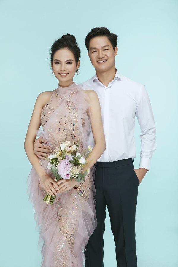 Thêm 1 cựu thí sinh Next Top, Hoa hậu Hoàn vũ lên xe hoa: Đối thủ một thời của H'Hen Niê, Hoàng Thùy, Mâu Thủy... - ảnh 20