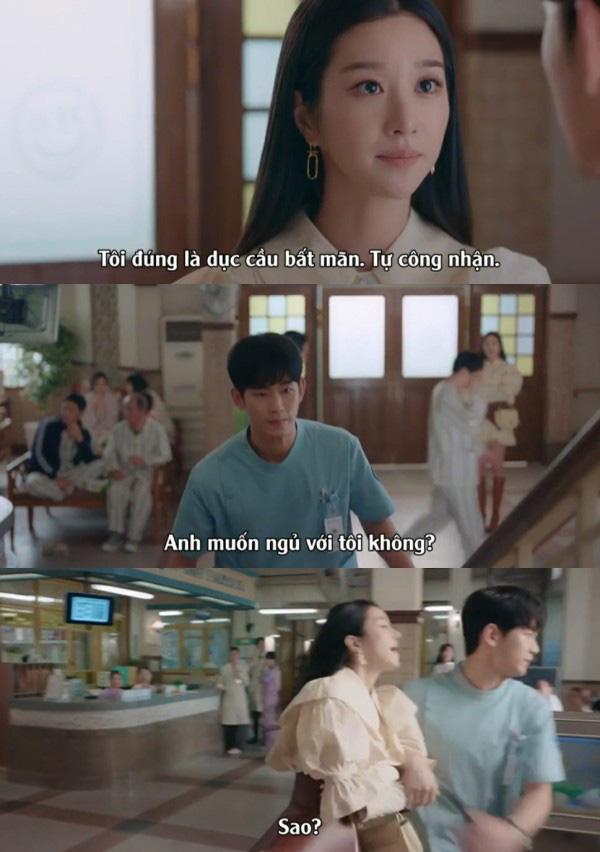 Netizen Hàn phát ngượng vì loạt cảnh quay 18+ của Điên Thì Có Sao: Lẽ nào chúng ta dễ dãi với quấy rối tình dục thế sao? - Ảnh 5.