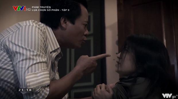 Gặp ai như 4 gã chồng đánh vợ như cơm bữa trên phim Việt sau đây, thì chị em thà ế cả đời còn hơn! - ảnh 3
