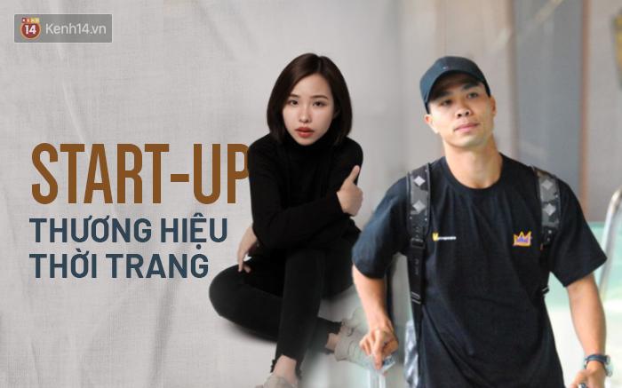 Không dựa thế gia đình, Viên Minh tự start-up thương hiệu thời trang mang tên 2 vợ chồng