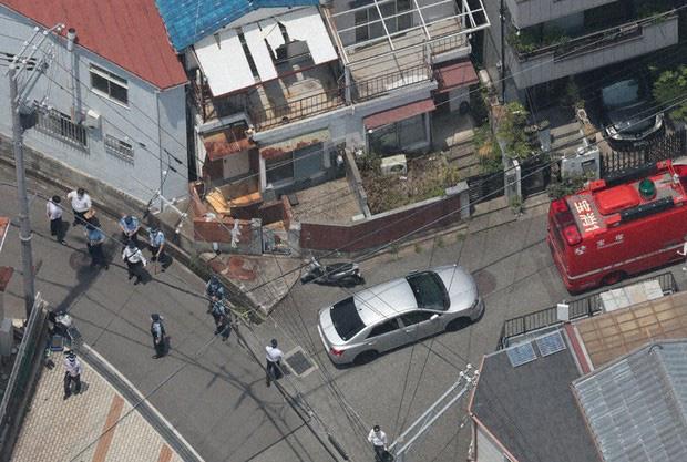 Nam sinh dùng nỏ bắn tử vong và bị thương 4 người trong gia đình gây chấn động Nhật Bản - ảnh 1