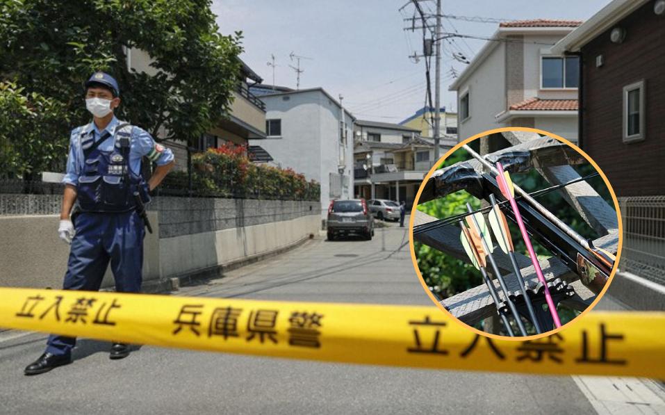 Nam sinh dùng nỏ bắn tử vong và bị thương 4 người trong gia đình gây chấn động Nhật Bản