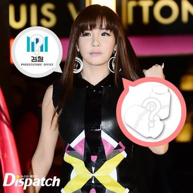 Nữ idol bất hạnh Park Bom: Trầm cảm trước cái chết của bạn, bị gắn mác tội phạm và điều kỳ diệu ở phía cuối con đường - ảnh 11