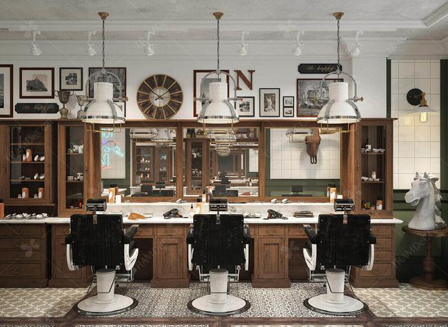 Barber là gì và những bí mật thú vị về 6000 năm lịch sử của nghề cắt tóc nam - Ảnh 5.