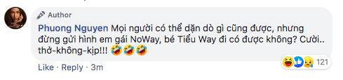 Lầy lội như fan streamer NoWay: Liên tục spam loạt ảnh giả gái của Idol để tặng cho Cara Phương - ảnh 8