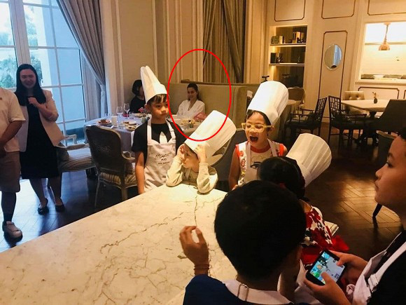 Đang mang song thai với Kim Lý nhưng Subeo vẫn là ưu tiên hàng đầu của Hồ Ngọc Hà, nhìn những hành động này là rõ - ảnh 3