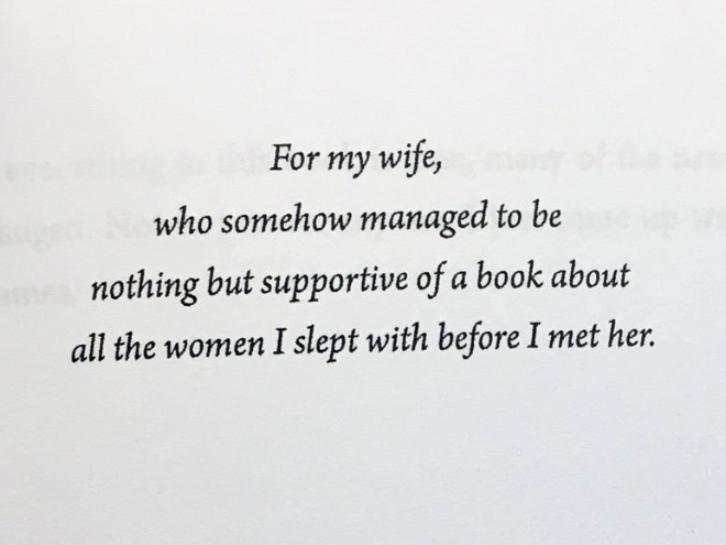 Những lời đề tựa sách hài hước nhưng không kém phần cục súc của các nhà văn lầy lội - ảnh 3