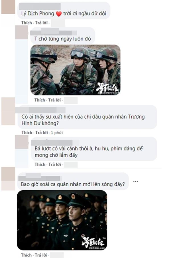 Phim mới của Lý Dịch Phong - Tống Uy Long tung trailer ngầu bá cháy, vui mắt nhất là mái đầu húi cua mát mẻ của anh Phong! - ảnh 9