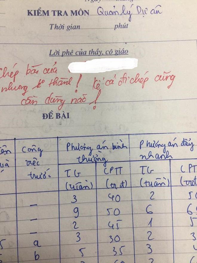 Những pha chọc ngoáy học sinh bằng lời phê cực chất của giáo viên: Thánh cà khịa là đây chứ đâu! - ảnh 6