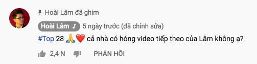 Hoài Lâm khóa facebook sau ồn ào ly hôn nhưng vẫn lẳng lặng update thế sự bài hát mới trên top trending - ảnh 2