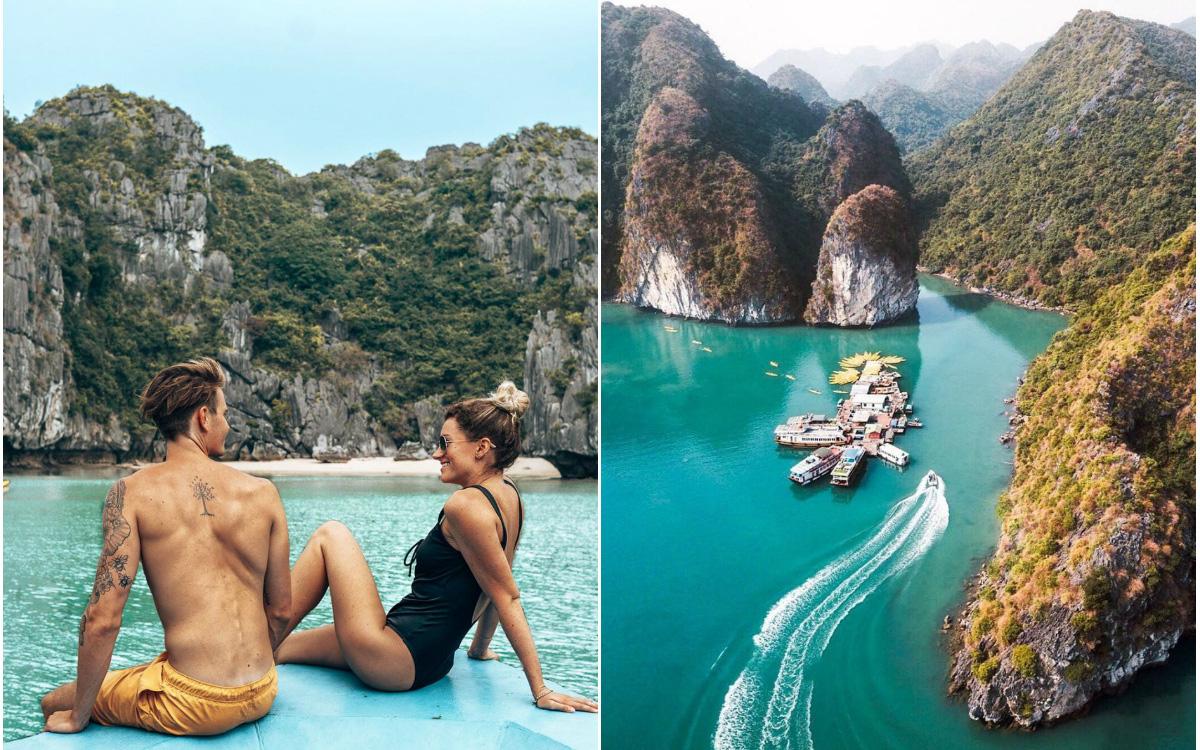 """Vịnh Lan Hạ xứng đáng là """"ngôi sao du lịch mới nổi"""" của miền Bắc mùa hè này: Đây là tất cả những gì bạn cần biết trước khi đi"""