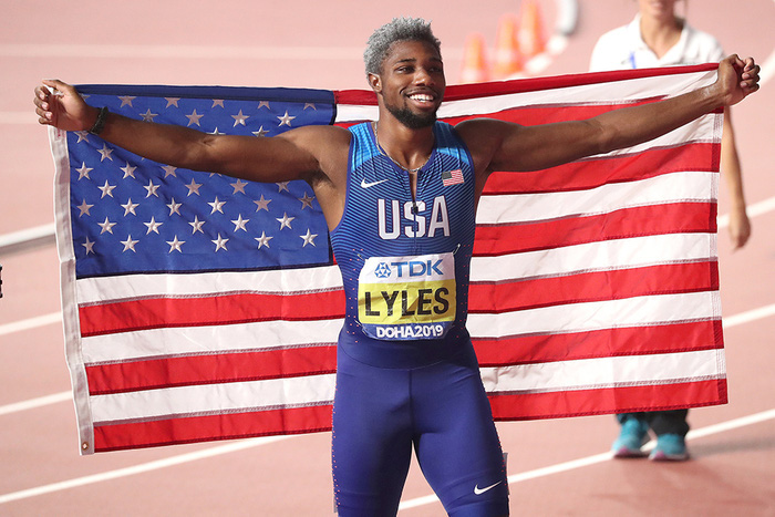 VĐV gây sốc khi chạy ngược gió vẫn phá sâu kỷ lục của Usain Bolt, kiểm tra lại mới ngã ngửa khi phát hiện anh này chạy thiếu tận... 15m - Ảnh 1.
