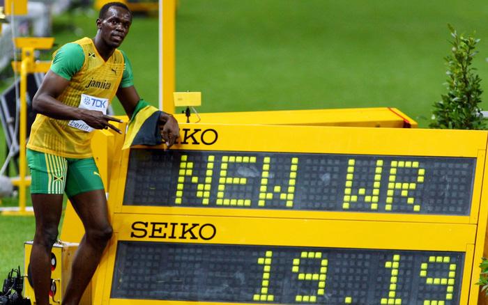 VĐV gây sốc khi chạy ngược gió vẫn phá sâu kỷ lục của Usain Bolt, kiểm tra lại mới ngã ngửa khi phát hiện anh này chạy thiếu tận... 15m - Ảnh 2.
