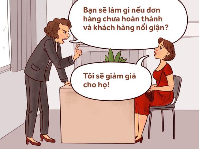 7 cái bẫy thâm thuý nhà tuyển dụng thử lòng ứng viên: Người thông minh hành xử khôn khéo, kẻ dại dột phản ứng kém tinh tế - Ảnh 3.