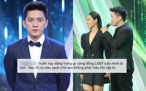 Nam chính ''Người ấy là ai'' lên tiếng về tin đồn từng hẹn hò đồng giới, không mở lòng được với ai sau khi bạn trai qua đời