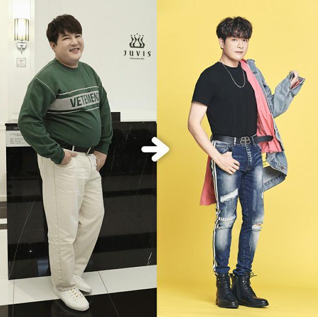 Shindong (Super Junior) hé lộ 5 loại thực phẩm thần thánh giúp anh giảm được 23kg chỉ sau 2 tháng - Ảnh 1.