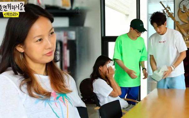 Lee Hyori lên tiếng về scandal gây phẫn nộ với Yoona (SNSD) trên truyền hình, bật khóc trước mặt Bi Rain và Yoo Jae Suk