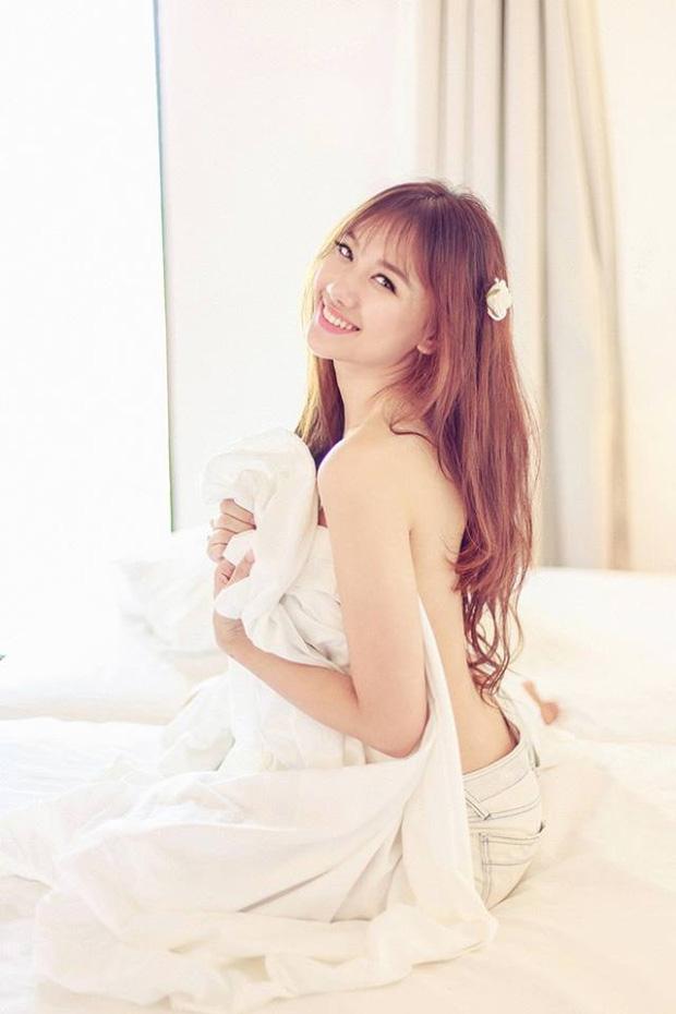 Hari Won đích thị là sao nữ có cân nặng trồi sụt nhất showbiz, lâu ngày nhìn lại thấy body thon gọn bất ngờ - ảnh 4