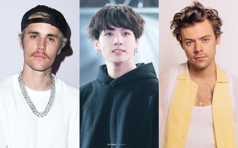 """10 album bán chạy nhất nửa đầu 2020 tại Mỹ: 2 đại diện Kpop vượt mặt Justin Bieber và Harry Styles, BTS """"ẵm"""" ngôi đầu bảng"""