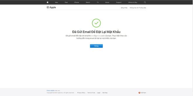 Đầu óc lú lẫn hay quên mật khẩu Apple ID, lưu ngay bí kíp lấy lại chỉ trong một nốt nhạc - ảnh 20