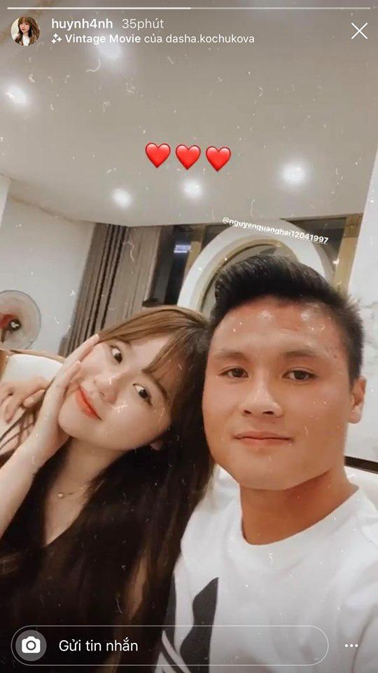 Quang Hải và bạn gái lần đầu xuất hiện chung sau liên hoàn sóng gió, hành động tình cảm cho thấy mối quan hệ hiện tại - ảnh 1