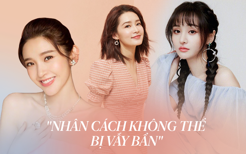 Paparazzi số 1 Cbiz tiết lộ 3 người đẹp sở hữu nhân cách trong sạch của làng giải trí, Trịnh Sảng lại gây tranh cãi nhất