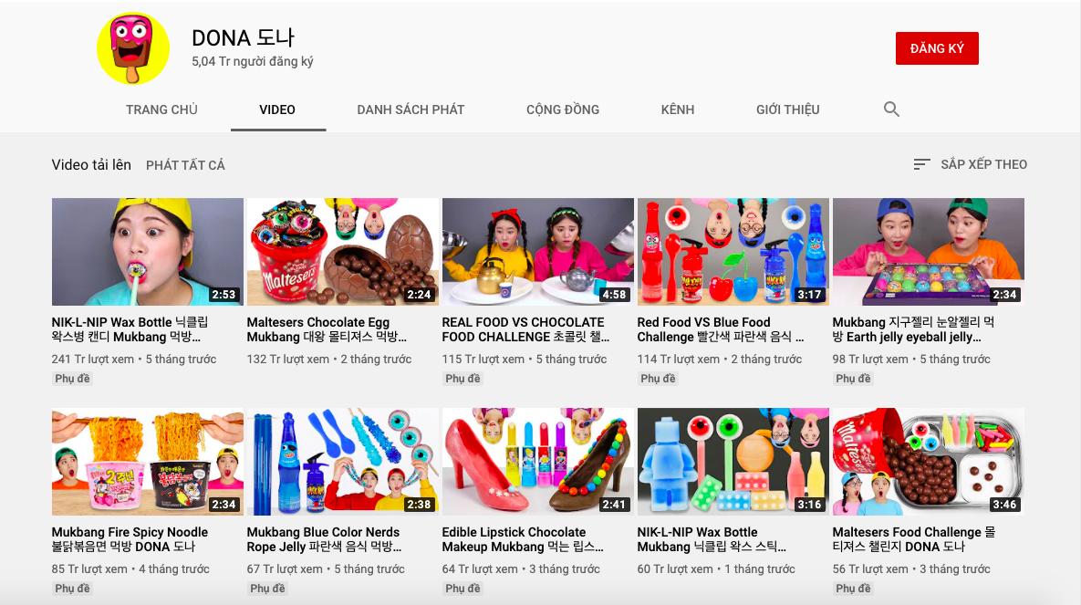 Chỉ cần ngồi ăn rồi đăng video lên mạng, nhiều YouTuber xứ Hàn kiếm được… hàng chục tỷ đồng mỗi tháng - Ảnh 2.