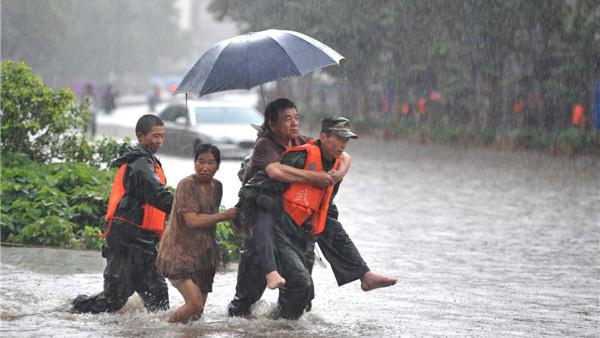 Chuyên gia Trung Quốc giải mã mưa lũ nghiêm trọng ở nước này - ảnh 1