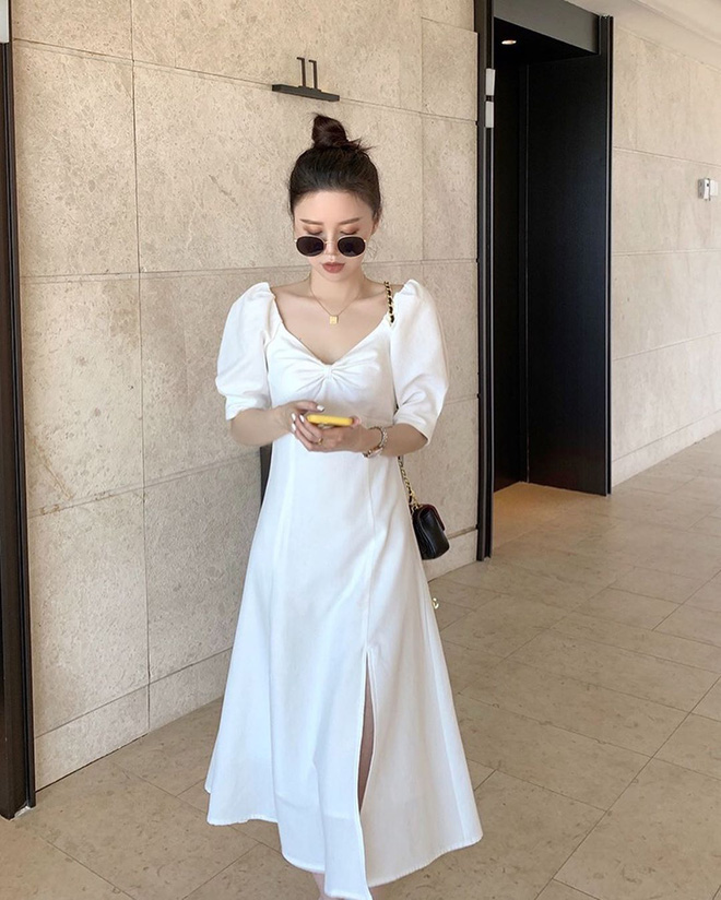 """Sunmi diện váy Zara rõ xinh nhưng các """"bánh bèo"""" có thể sắm váy na ná đẹp không kém với giá chỉ bằng một nửa - ảnh 5"""