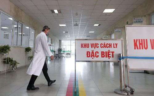 Thêm 1 ca nhiễm Covid-19, là nam thanh niên Hà Nội trở về từ Nga, đã cách ly ngay khi nhập cảnh