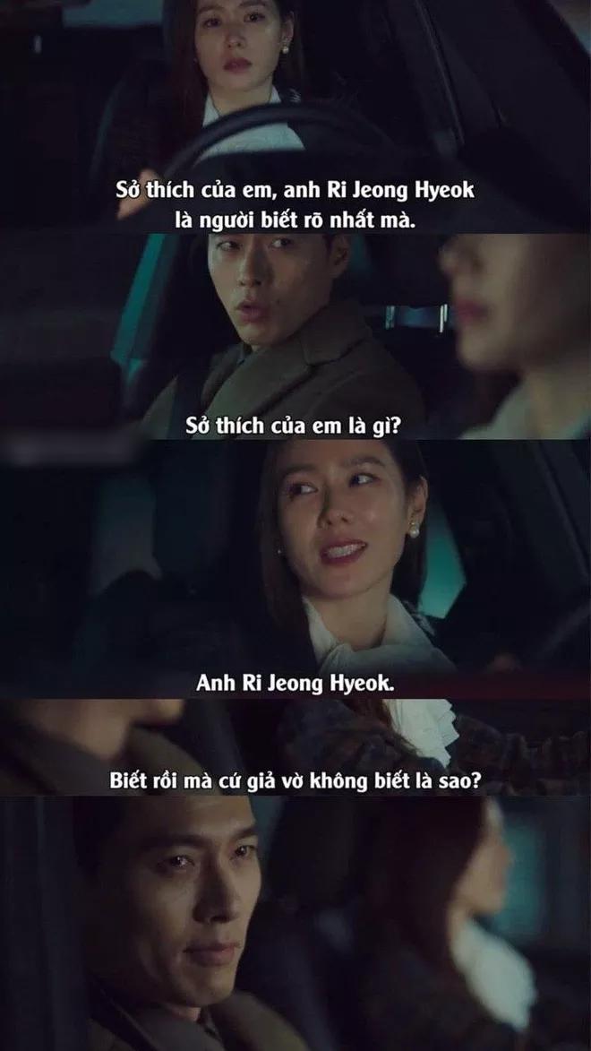 Tưởng khùng nữ Điên Thì Có Sao thả thính mặn mòi nhưng hóa ra lại copy từ chị đại tài phiệt Son Ye Jin à? - ảnh 6
