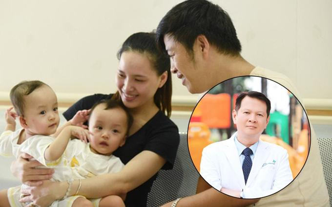 """Giám đốc BV Nhi đồng: """"Xin đấng tạo hoá khai sinh ra 2 con một lần nữa với nguyên vẹn hình hài"""""""
