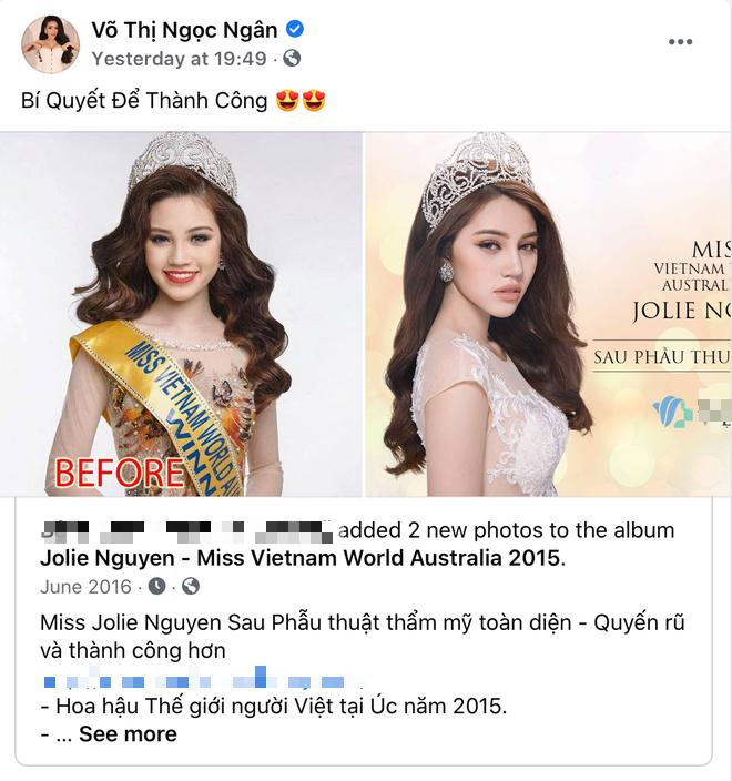 Ngân 98 đăng hẳn ảnh cà khịa Jolie Nguyễn, ai ngờ bị cư dân mạng phản dame dữ dội - ảnh 1
